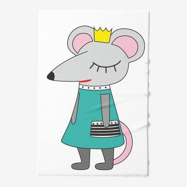 Полотенце «Мышка мама»