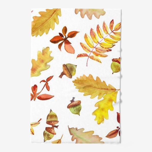 Полотенце «Осеняя листва »