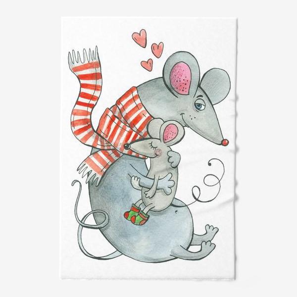 Полотенце «Мыши»
