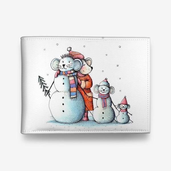 Кошелек «новогоднее»