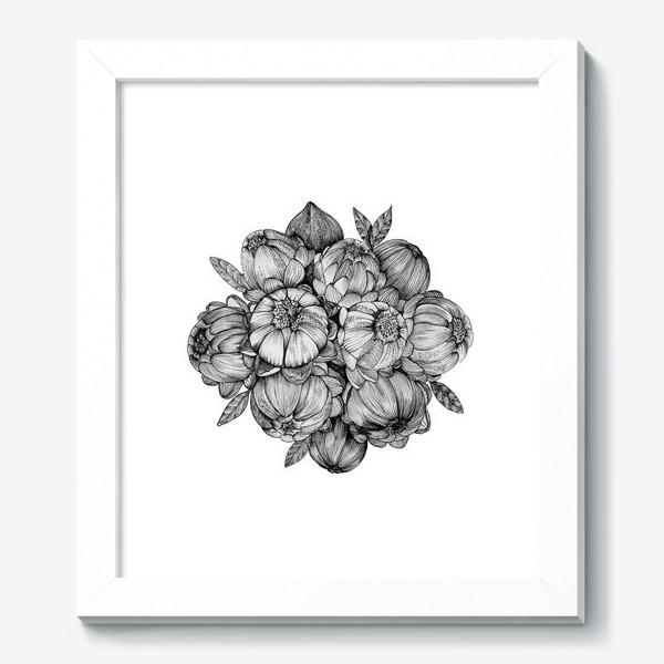 Картина «Неведомые цветы»