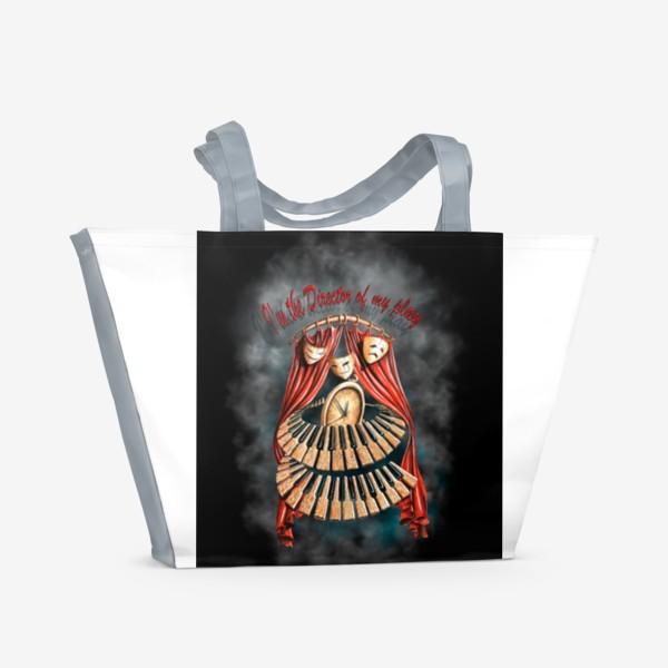 Пляжная сумка «Театр»