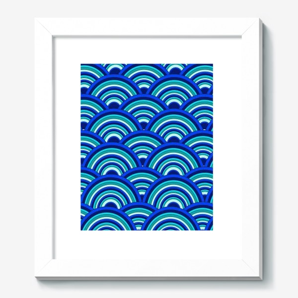 Картина «BLUE Waves»