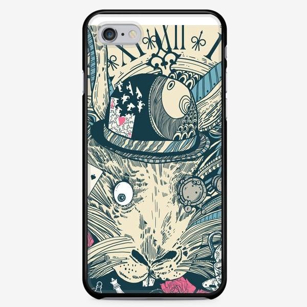 Чехол iPhone «Алиса в стране чудес »