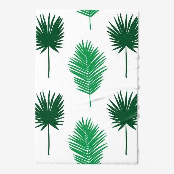 Полотенце «Тропики»