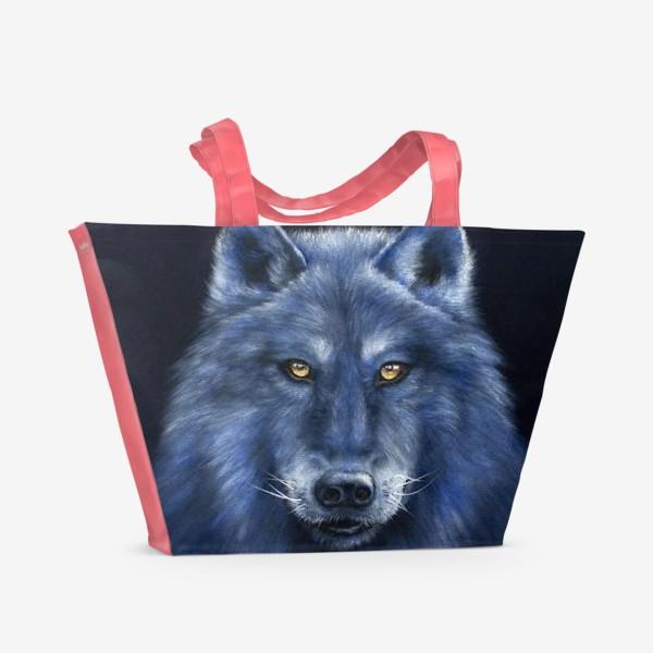 Пляжная сумка «Оборотень»