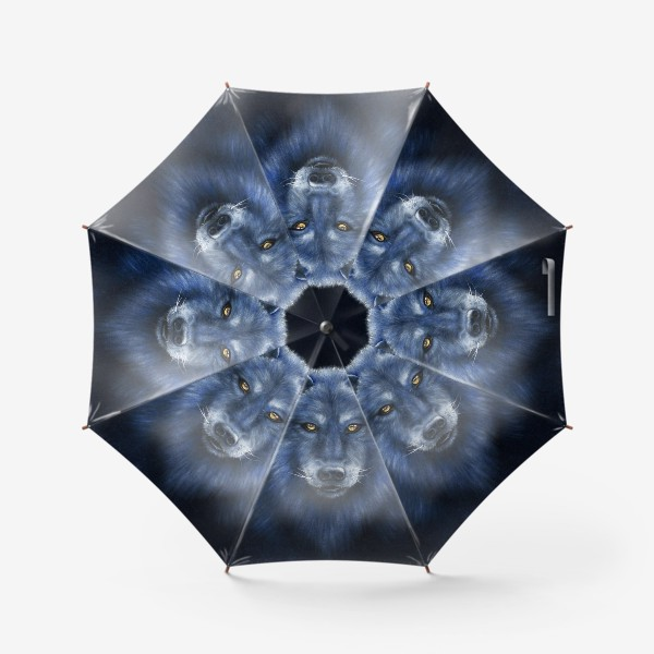 Зонт «Оборотень»