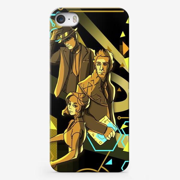 Чехол iPhone «Основание Академии Селдона»