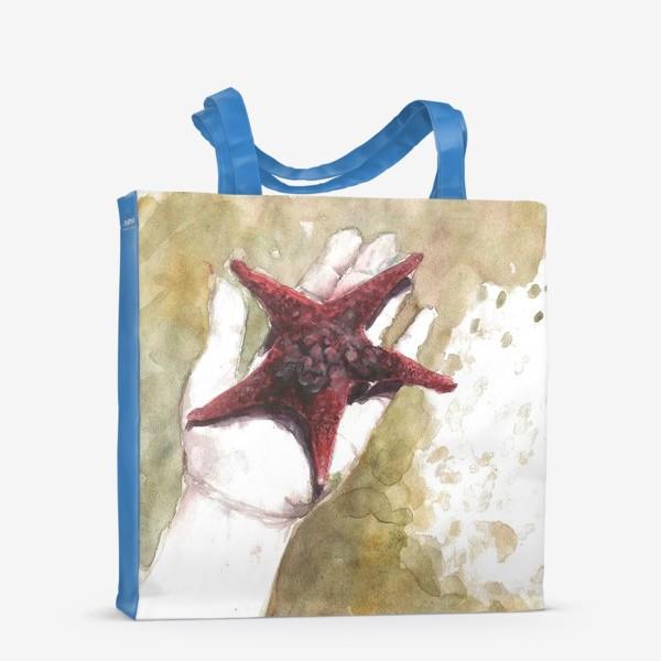 Сумка-шоппер «Морская звезда»