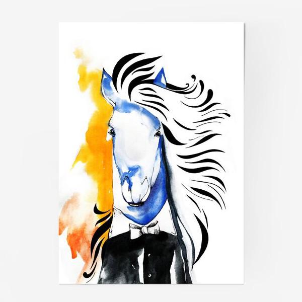 Постер «Исландия»