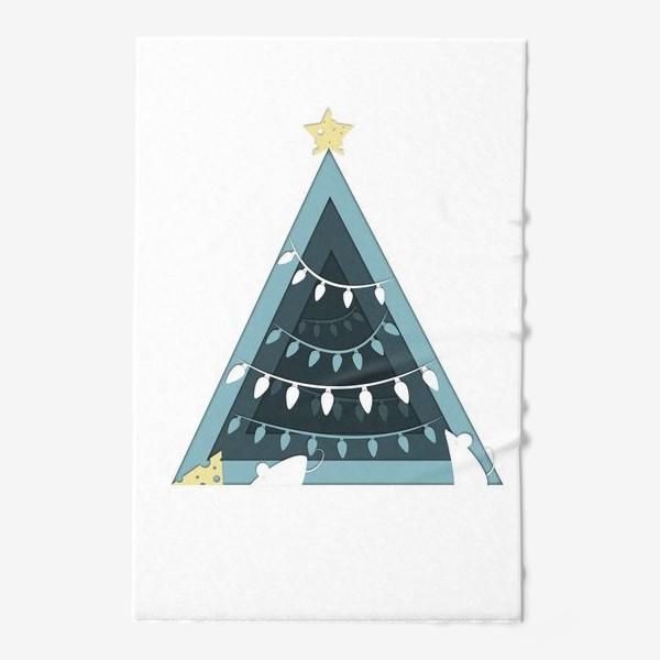 Полотенце «Мышиный Новый год»