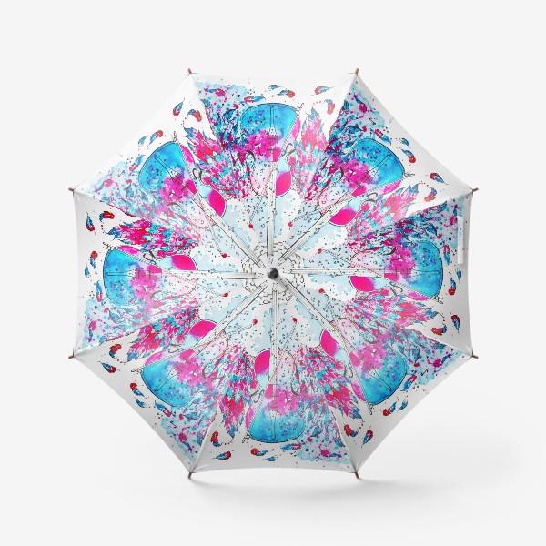 Зонт «Музыка окрыляет»