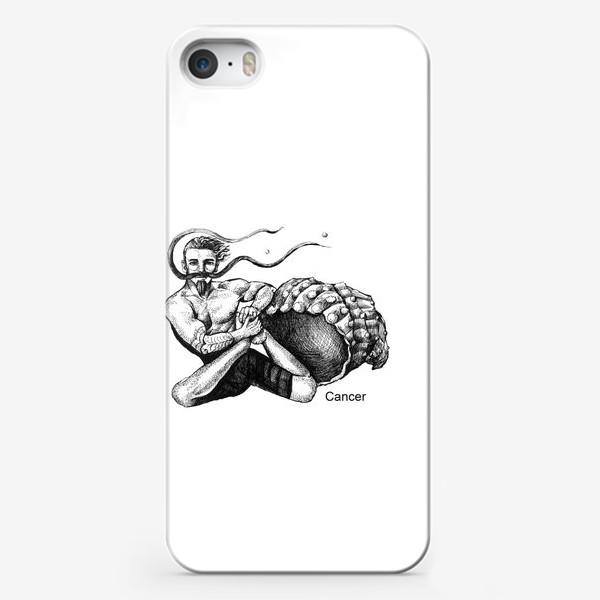 Чехол iPhone «рак»