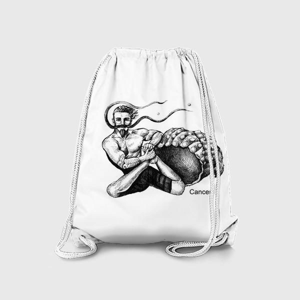 Рюкзак «рак»