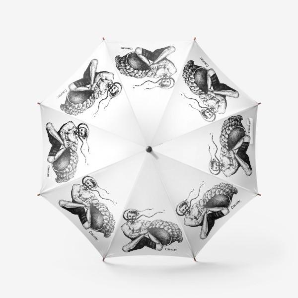 Зонт «рак»