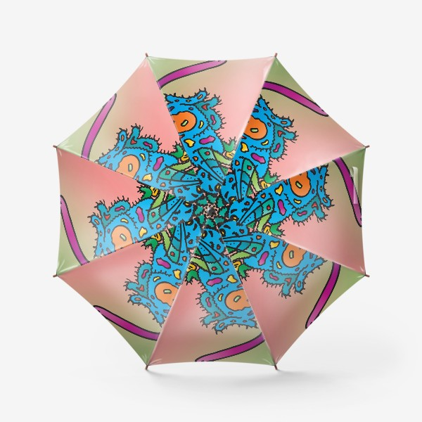 Зонт «Год Мыши 2020 от Виктории Дерегус_01»