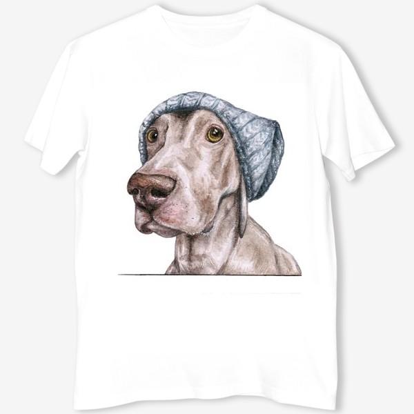 Футболка «BIG BOSS собака»
