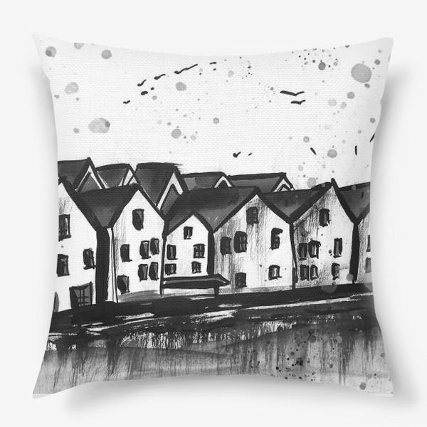 Подушка «Скандинавия»