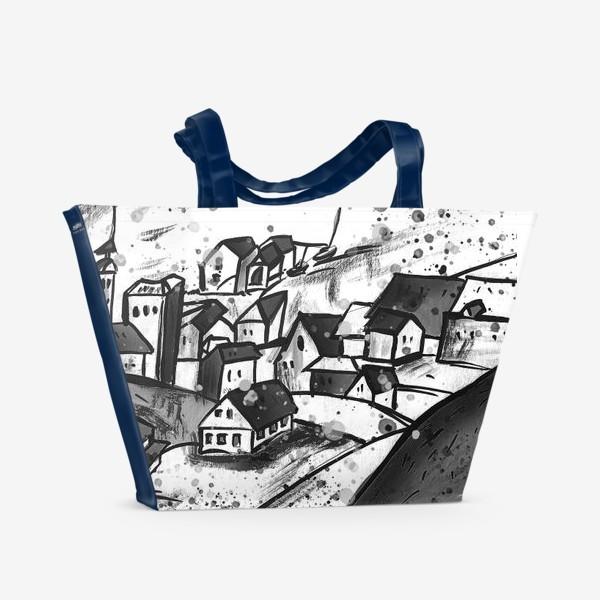 Пляжная сумка «Скандинавия»