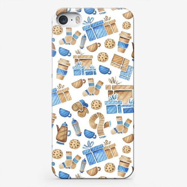 Чехол iPhone «Зима »
