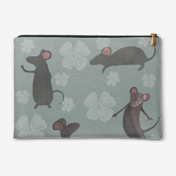 Косметичка «мыши»