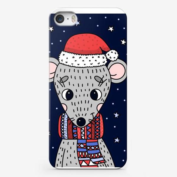 Чехол iPhone «мышка»