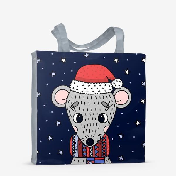 Сумка-шоппер «мышка»