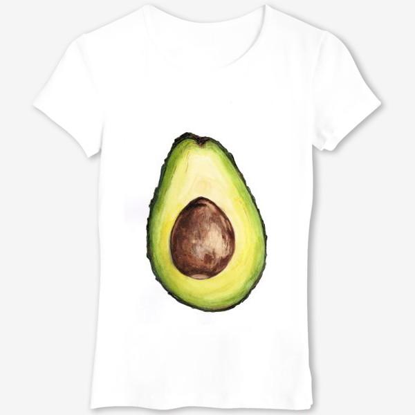 Футболка «авокадо»