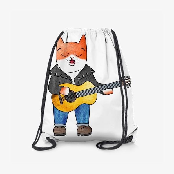 Рюкзак «Гитарист»