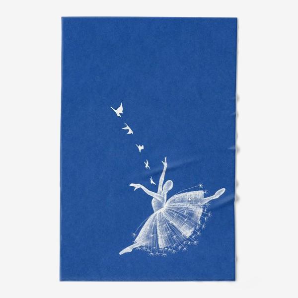 Полотенце «Балеринка»
