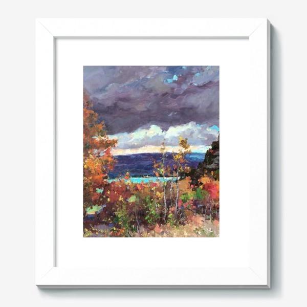 Картина «Наступила осень»