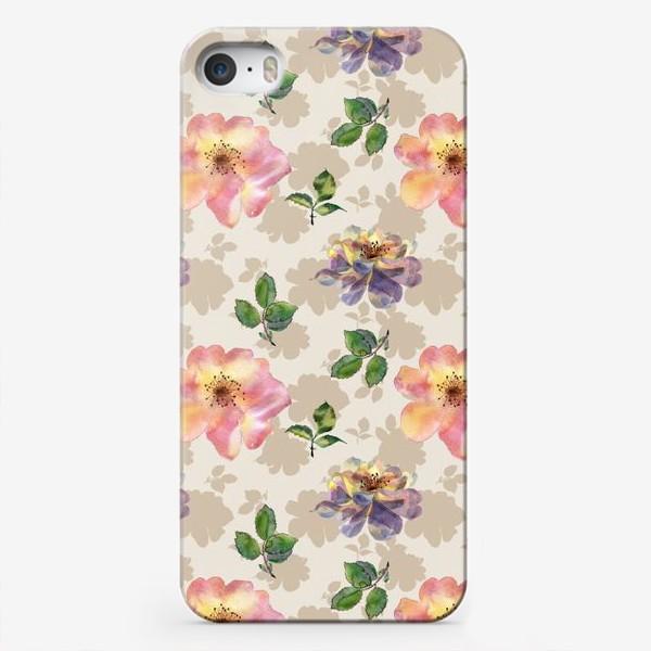 Чехол iPhone «Rose »