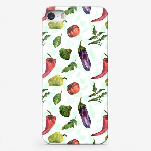Чехол iPhone «Om-Nom-nom»