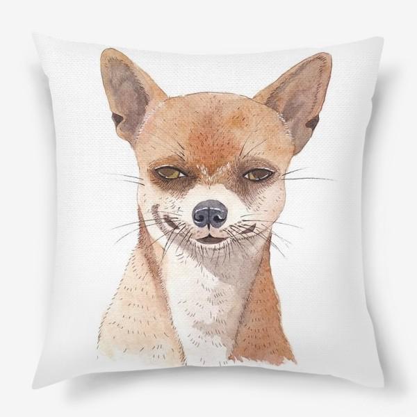 Подушка «Чи-хуа-хуа»