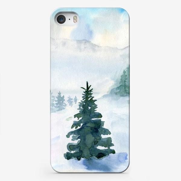 Чехол iPhone «Winter fairy tale»