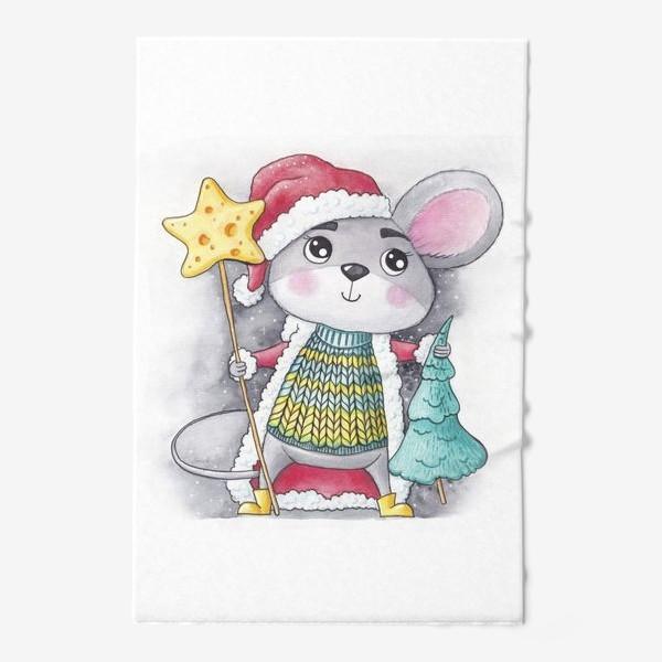 Полотенце «Символ года Мышь»