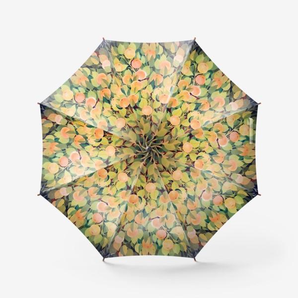 Зонт «ЯБЛОНЯ»