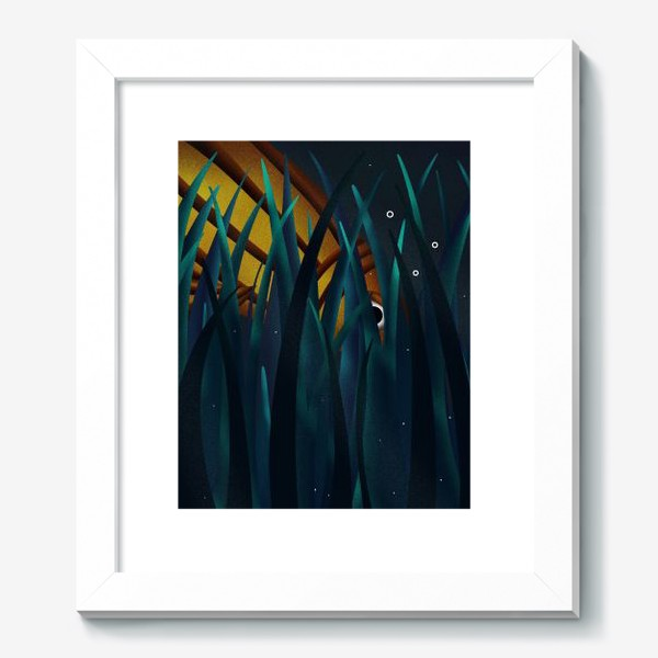 Картина «Под водой»