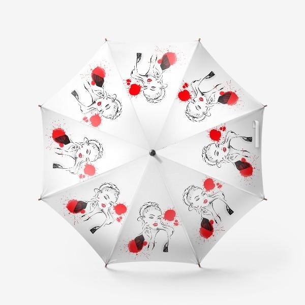 Зонт «Яркий образ»