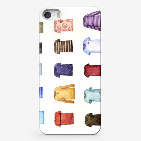 Чехол iPhone «Футболки»