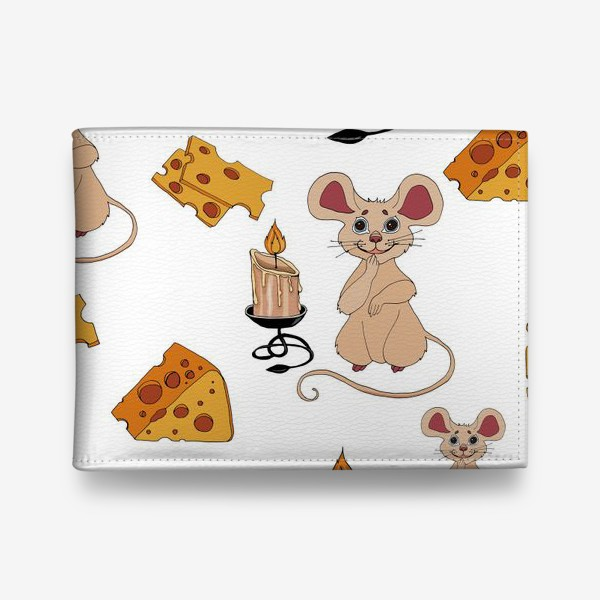 Кошелек «паттерн мышки »