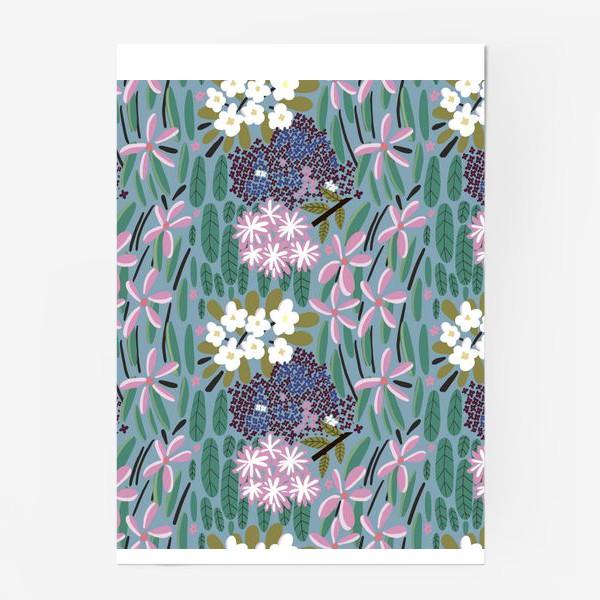 Постер «Ботанический сад»