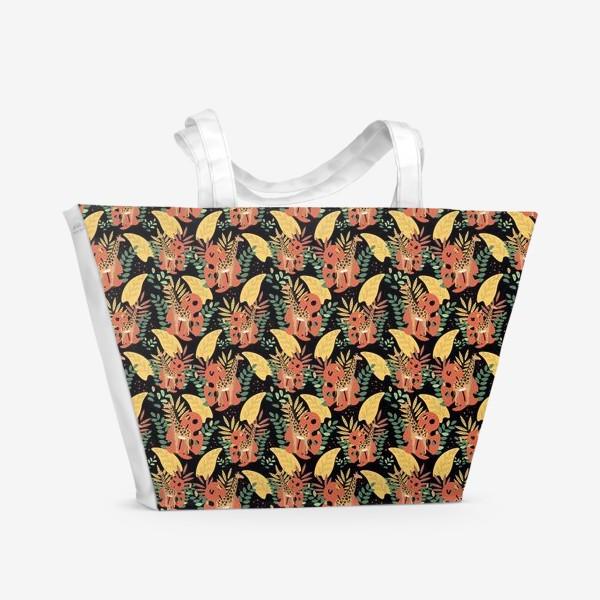 Пляжная сумка «Сафари»