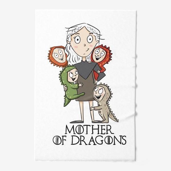 Полотенце «Мать 4 драконов»