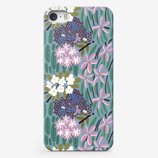 Чехол iPhone «Ботанический сад»