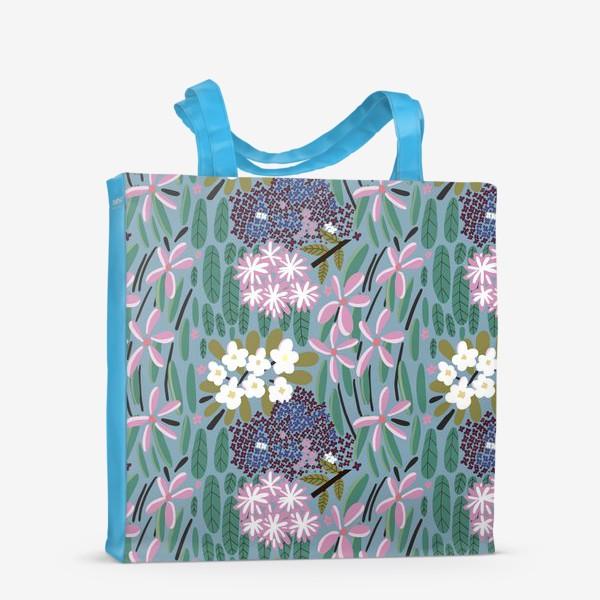 Сумка-шоппер «Ботанический сад»
