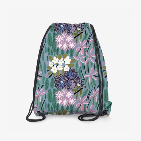 Рюкзак «Ботанический сад»