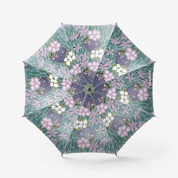 Зонт «Ботанический сад»