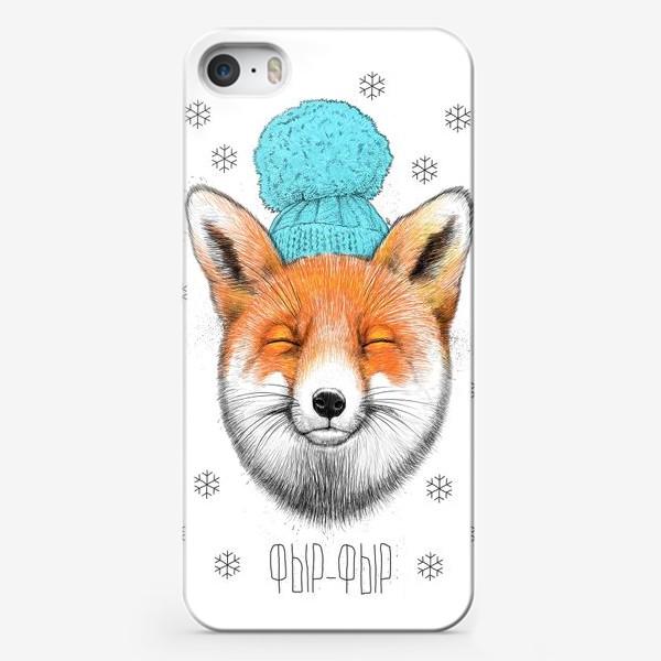 Чехол iPhone «Зима фыр-фыр»