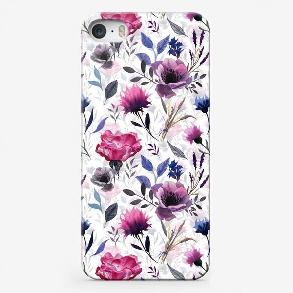 Чехол iPhone «Spring Garden»